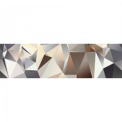 AG Art Samolepiaca bordúra Abstract, 500 x 14 cm