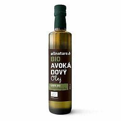Allnature Avokádový olej 250 ml