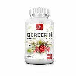 Allnature Berberín 500 mg 60 kapsúl