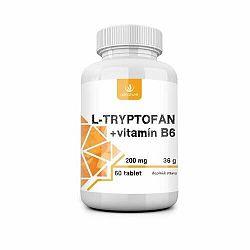 Allnature L-tryptofan 200 mg/2,5 mg vitamín B6 60 tabliet