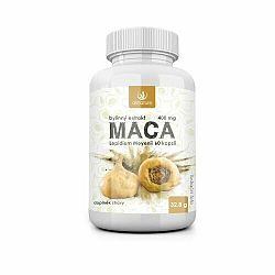 Allnature Maca bylinný extrakt 60 kapsúl