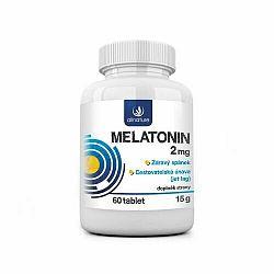 Allnature Melatonin 2 mg 60 tabliet