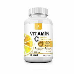 Allnature Vitamín C 1000 mg 60 kapsú