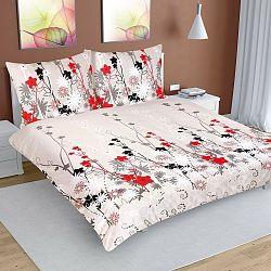 Bellatex Bavlnené obliečky Margaréty, 240 x 220 cm, 2 ks 70 x 90 cm