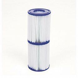 Bestway Kartušová filtračná vložka 10,6 x 13,6 cm, 2 ks
