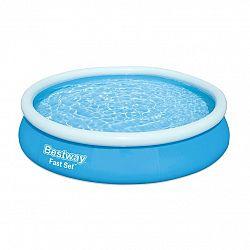 Bestway Nadzemný bazén Fast Set, pr. 366 cm, v. 76 cm