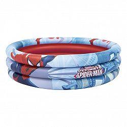 Bestway Nafukovací bazénik Spiderman, pr. 122 cm, v. 30 cm