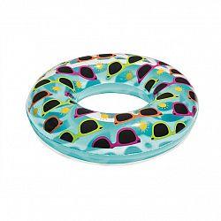 Bestway Nafukovací kruh Designer, priemer 76 cm