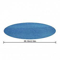 Bestway Solárna plachta na kruhový bazén 244 cm