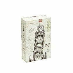 Bezpečnostná schránka Pisa, 12 x 18 x 5 cm TS.0209.M