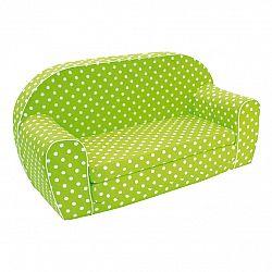 Bino Mini pohovka zelená
