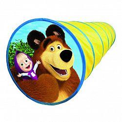 Bino Prelizačka Máša a medveď, 180 cm