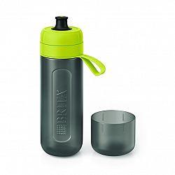 Brita Fill & Go Active filtračná fľaša na vodu, limetková