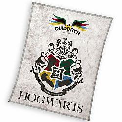 Carbotex Detská deka Harry Potter Famfrpál, 130 x 170 cm
