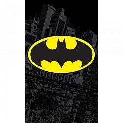 Carbotex Detský uterák Batman, 30 x 50 cm