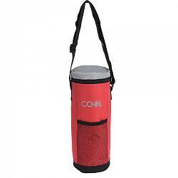 Chladiaca taška na fľašu Cool It červená, 1,5 l