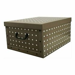 Compactor Skladacia úložná krabica Rivoli 50 x 40 x 25 cm