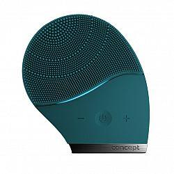 Concept SK9000 čistiaca sonická kefka na tvár Sonivibe, smaragd