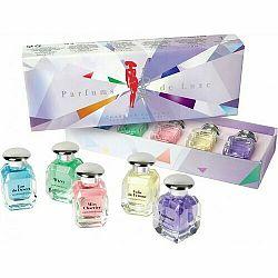 Darčeková sada francúzskych parfumov Charrier Parfums de Luxe DR203, 5 ks