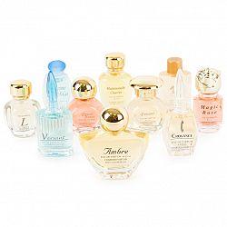 Darčeková sada francúzskych parfumov Charrier Parfums DR200, 10 ks