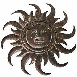 Dekoračné slnko na stenu, pr. 50 cm