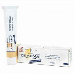 Dermatopan krém na suchú a citlivú pokožku, 50 ml