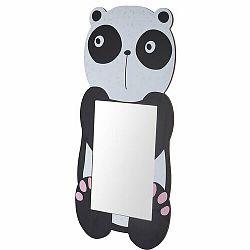 Dětské zrkadlo Hatu, panda, 23 x 59 cm