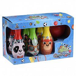 Detský bowlingový set Zvieratká