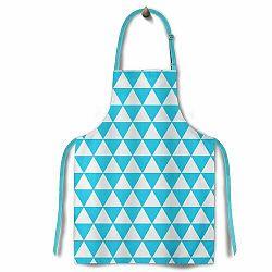 Domarex Zástera Home Chef modrá, 65 x 75 cm