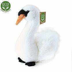 Eco-Friendly Rappa vták labuť sediaci 23 cm