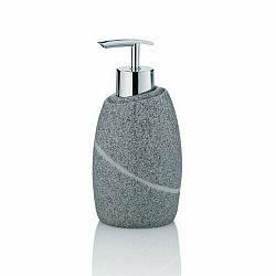 ELA Dávkovač mýdla TALUS poly, dekor kámen