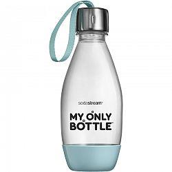 Fľaša SodaStream 0,6l MY ONLY BOTTLE modrá