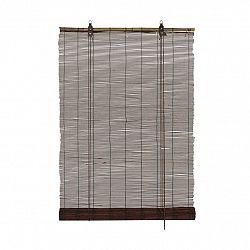 Gardinia Roleta bambusová čokoládová, 90 x 220 cm