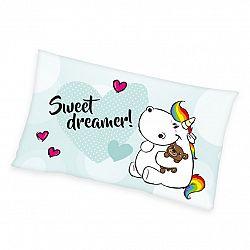 Herding Vankúšik Pummel Sweet dreamer!, 30 x 50 cm