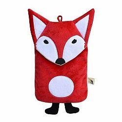 HUGO FROSCH Detský termofor Eco Junior Comfort s motívom červenej líšky