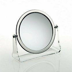 Kela kozmetické zrkadlo LIA akryl 5x zväčšujúce KL-20738