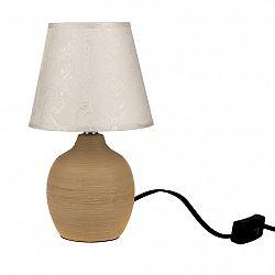 Keramická stolná lampička Olivie, 18 x 30 x 18 cm