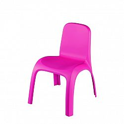 Keter Detská stolička ružová, 43 x 39 x 53 cm