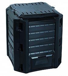 Kompostér Compogreen 320 l, čierna