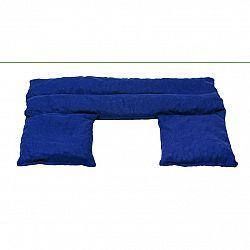 Krčná nahrievací vankúšik s čerešňovými kôstkami, 40 x 28 cm