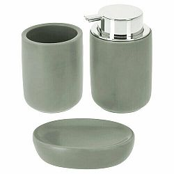 Kúpeľňová sada Elegant, sivá