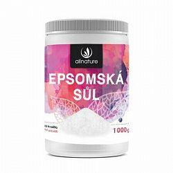 llnature Epsom Salt Thyme kúpeľová soľ 1000 g