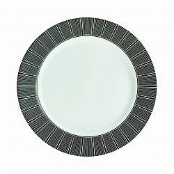 Luminarc Sada plytkých tanierov ASTRE NOIR 26 cm, 6 ks