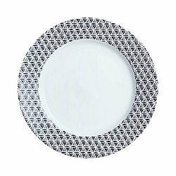 Luminarc Sada plytkých tanierov PALERMO  26,5 cm, 6 ks