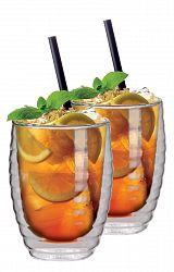 Maxxo 2-dielna sada termo poháre Ice tea