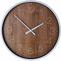 Nástenné hodiny Darell, 25 cm, plast