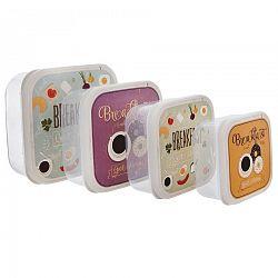 Orion Box UH desiata CHILD štvorec 4 ks breakfast