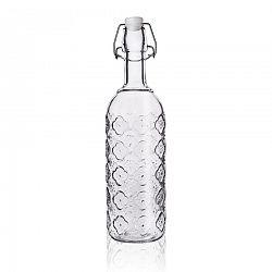 Orion Sklenená fľaša s Clip uzávěrem 0,75 l