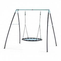 Plum Hojdací kruh s kovovou konštrukciou a tryskou na výrobu hmly, 218 x 215 x 238 cm