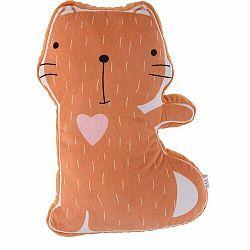 Plyšová mačka, 40 x 50 x 9 cm